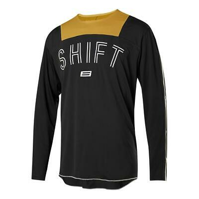 Shift Jersey 3lack Series Schwarz - Limited Edition Bowery