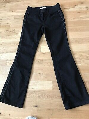 Next Black  Petite Ladies Lift, Slim And Shaped Jeans /TROUSERS Size 10