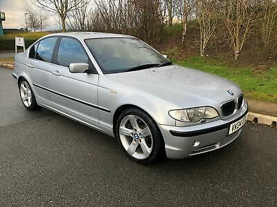 2004 BMW E46 330i SALOON SE/SPORT JUST 86000 miles FULL HISTORY MOT SUPERB ORDER