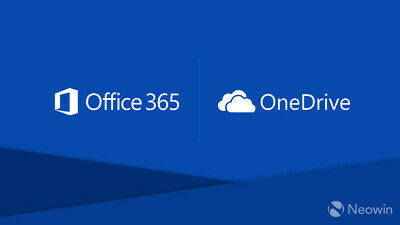Onedrive 5TB Lifetime Account + Office 365 5 Device PC/MAC