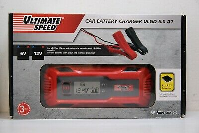 Ultimate Speed Car Battery Charger ULGD 5.0 A1