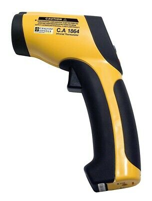 Chauvin Arnoux CA1864 Non Contact Infrared Thermometer, – 50°C to + 1,000°C