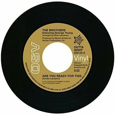 Brothers The/ the Trumains - Are We Ready For This / Ripe For the Pickin' - 7""