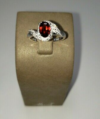 Avon Lot of 3 Silver Rings Sizes
