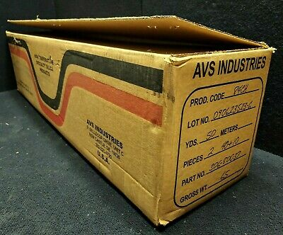 """(New In Box) Avs 84Ch Welding Curtain Blanket Silicon Fabric Insulation 50Yd 37"""""""