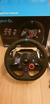 Logitech G29 Driving Force Lenkrad Playstation PS4 PS3