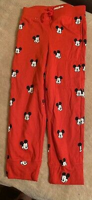 Gap Disney Mickey Mouse Boys Joggers Age 5 Yrs