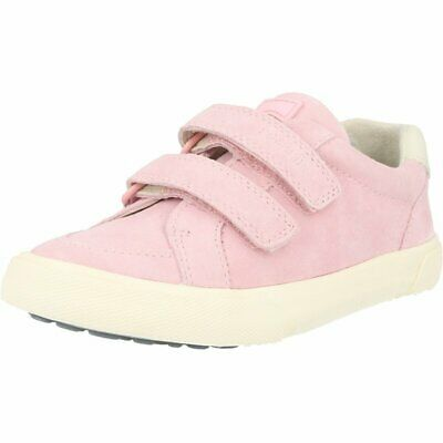 Camper Pursuit Light Pastel Pink Leather Child Sneakers Shoes