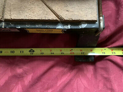 Stanley No. 19-034 Mitre Box Vintage Antique Woodworking Tool