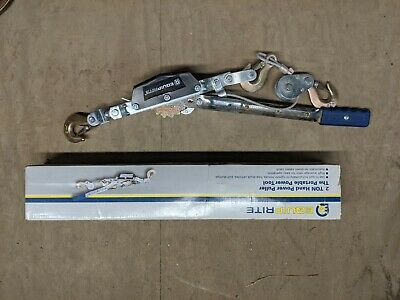 2Ton  Cable Puller Come Along winch EquipRite