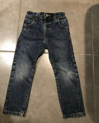 Next Boys Jeans Age 2-3 Years Excellent Condition