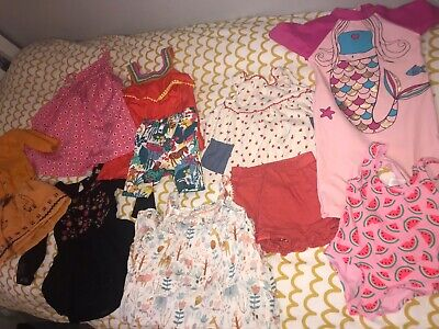 Girls Holiday Bundle 18-24 Months Summer Dress Outfits
