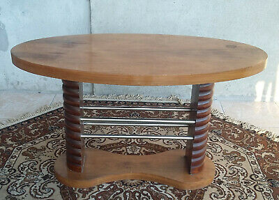 Table basse style Art Deco