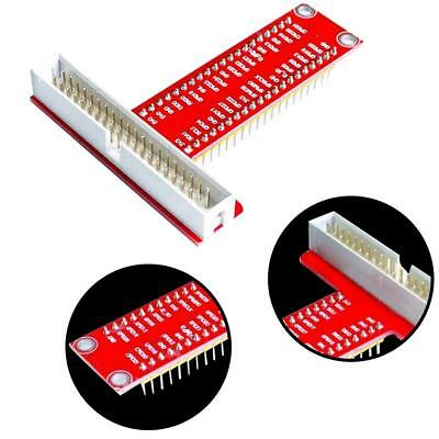 T GPIO Breakout Expansion For Raspberry Pi B+ 3 2 Board DIY Kit +40Pin Cabl A5P1