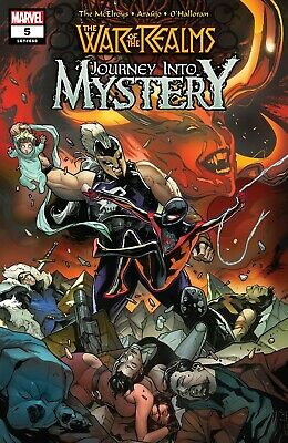 War Of The Realms: Journey Into Mystery (2019) #5