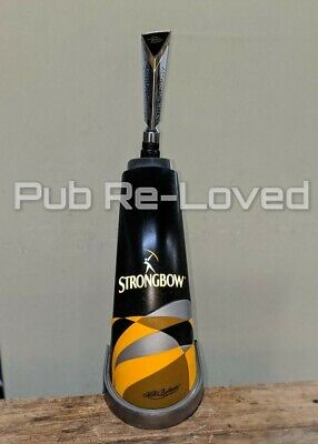Strongbow Cider Beer Pump Font /Tap And Handle Home Bar Pub Etc