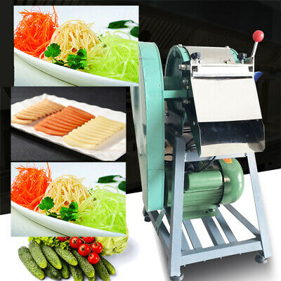 Multi-functional Commercial Food Processor Electric Vegetable Fruit Cutter Slice