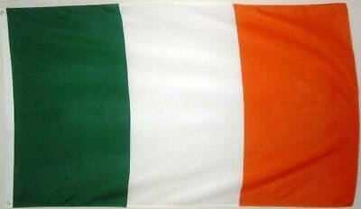 Ireland Banner/Flag 100% Polyester Premium With Metal Grommets