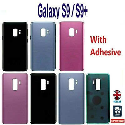 BRAND NEW Samsung Galaxy A40 Rear Battery Cover Back Glass Lens