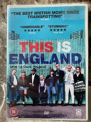 This Is England DVD New & Sealed 5055201801890