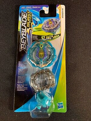 NEW Hasbro Beyblade Burst Turbo SlingShock Single Pack Kraken K4