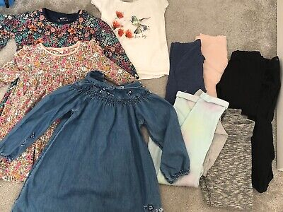 girls clothes bundle 3-4 years next