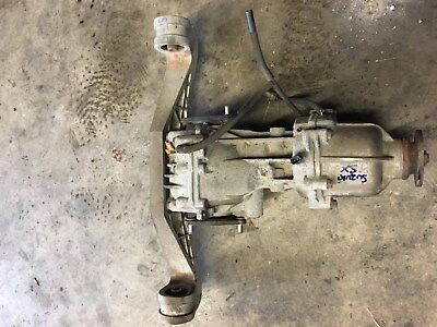 Suzuki SX4 Differential Hinterachsdifferential