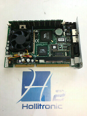 Axis Sbc82630 Rev.a3 Motherboard Combo *Used*