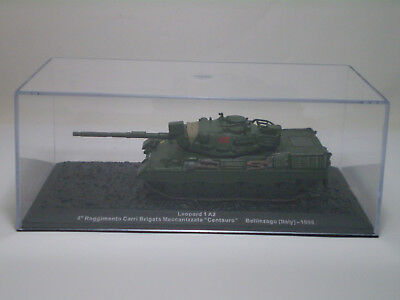 Italy 1998 1:72 Carro//Panzer//Tanks//Military LEOPARD 1 A2 18