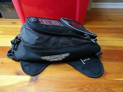 Gears I Wire Motorcycle Tank Bag Luggage Magnetic Sportbike Storage gsxr cbr r1
