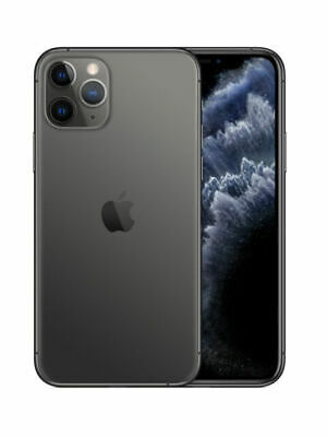 Apple iPhone 11 Pro - 256GB - Space Grau (Ohne Simlock) A2215 (CDMA + GSM)