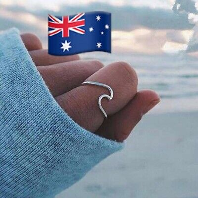 Wave Ring-  50% OFF. BUY 2 get 1 FREE