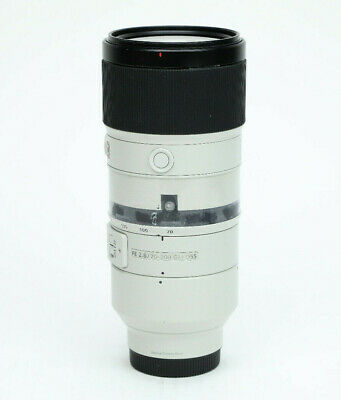 Sony FE 70-200mm F/2.8 GM OSS E-Mount Lens - For Parts / Repair