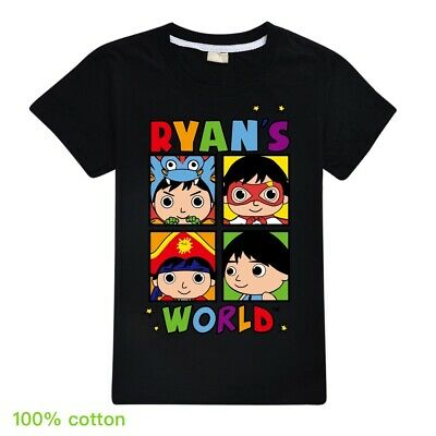 Ryan Toys Review Ryan's World Kid's T Shirt  AU Shop