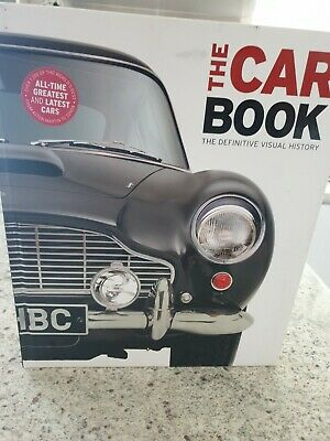 THE CAR BOOK *H.C. as New