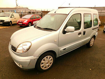 Renault Kangoo 1.6 16v 95 Auto Expression **LOW LOW MILES FOR YEAR**