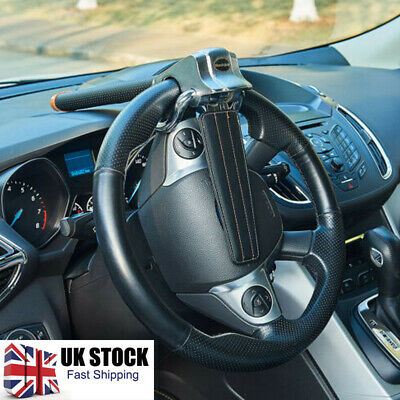 Car Steering Wheel Lock Anti Theft Security Airbag  Safe Devices Foldable UK