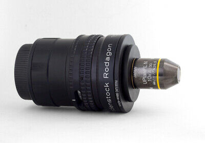 Rodenstock Rodagon 180mm f/5.6 - Enlarging - Tube Lens + M42