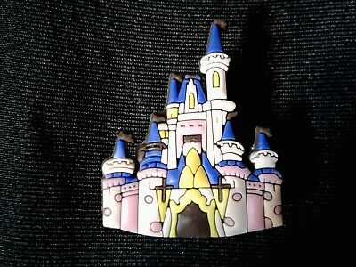 1 Jibbitz Disney Castle Shoe Charm for Crocs Shoes