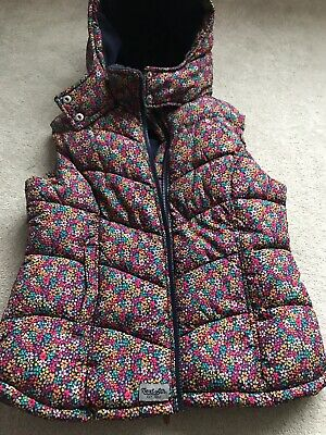 Lovely Girls Next Padded Gillet Age 14 (more Like Age 10-12!!)