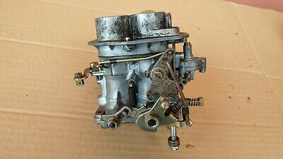 Carburatore Fiat 850 Coupe' Spider 1° 23-21 Weber 30Dic10