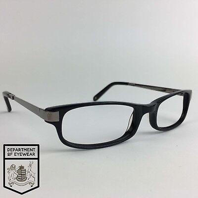 Austin Reed Eyeglasses Black Rectangle Glasses Frame Authentic Mod Ars 4009 35 00 Picclick Uk