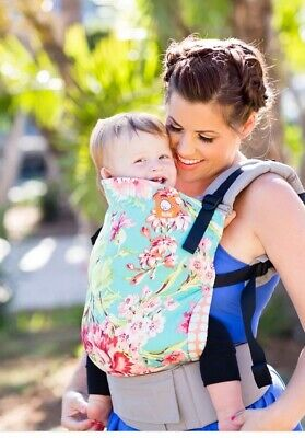 NWOT Anthropologie Baby Tula Bliss Bouquet Baby Carrier