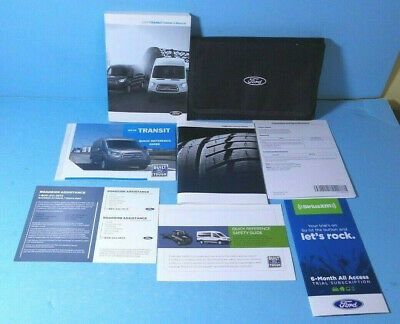 19 2019 Ford Fiesta owners manual with Navigation//SYNC BRAND NEW