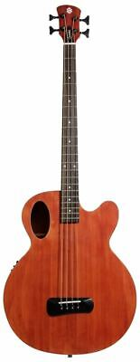 Spector Timbre 4-String Acoustic Bass Walnut w/ Gigbag