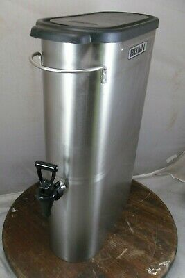 Bunn TDO-N-3.5 3½ Gallon Server w/Locking Faucet 39600.0001
