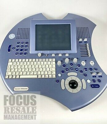 GE KTZ 300099 Control Panel for Voluson 730 Expert Ultrasound
