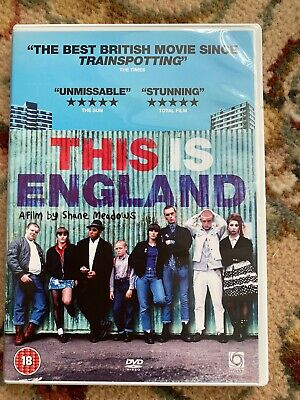 This Is England Dvd As New