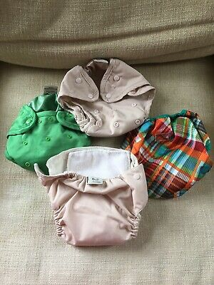 Kissa's By Kissaluv, Rumporoos Covers PUL &  (1) Pocket Cloth Diaper One Size OS