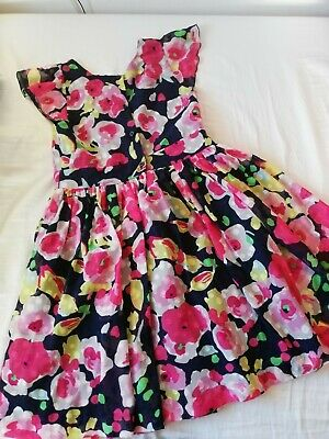 VGC Gorgeous designer Rocha John Summer Girl Holiday Party Dress Age 9 - 10 year